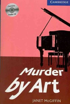 Murder by art cover image