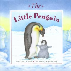 The little penguin cover image