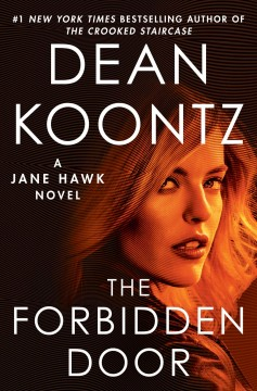 The forbidden door : a Jane Hawk novel cover image