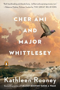 Cher Ami and Major Whittlesey cover image