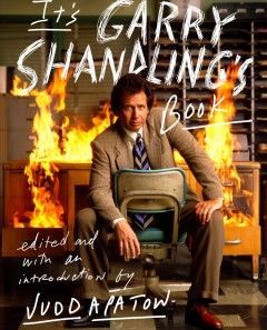 It's Garry Shandling's book cover image