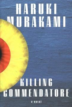 Killing commendatore cover image
