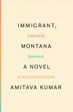Immigrant, Montana : a novel cover image