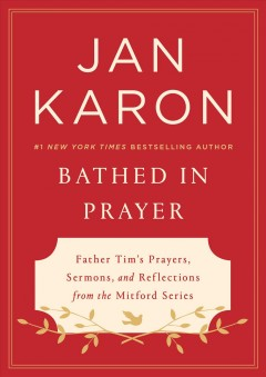 Bathed in prayer cover image