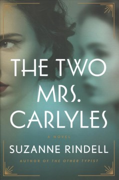 The two Mrs. Carlyles cover image