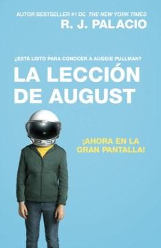 La lección de August cover image