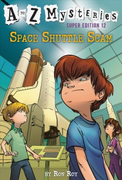 Space shuttle scam cover image