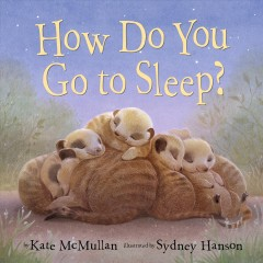How do you go to sleep? cover image