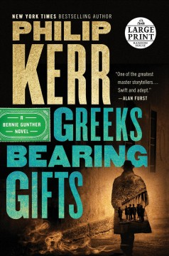 Greeks bearing gifts cover image