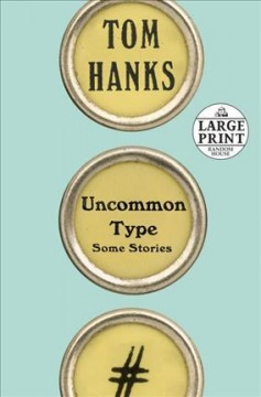Uncommon type some stories cover image