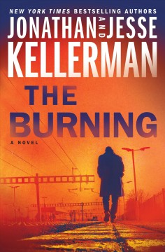 The burning cover image