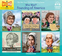 Who was? Founding of America cover image
