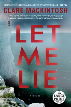 Let me lie cover image