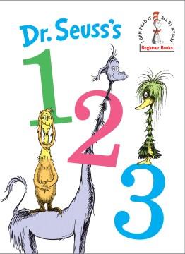 Dr. Seuss's 1 2 3 cover image