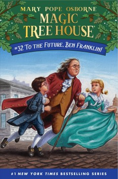 To the future, Ben Franklin! cover image