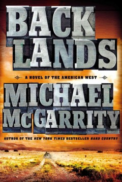 Backlands : a novel of the American West cover image