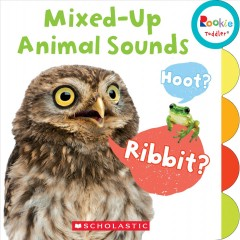 Mixed-up animal sounds cover image