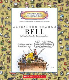 Alexander Graham Bell : setting the tone for communication cover image