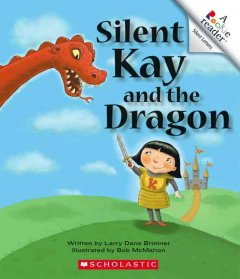 Silent Kay and the dragon cover image