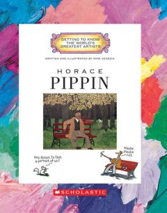 Horace Pippin cover image