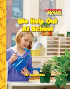 We help out at school cover image