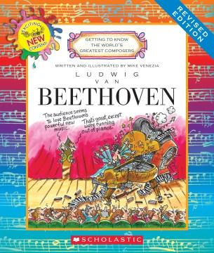Ludwig van Beethoven cover image