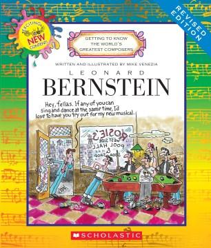 Leonard Bernstein cover image