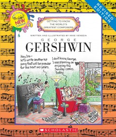 George Gershwin cover image