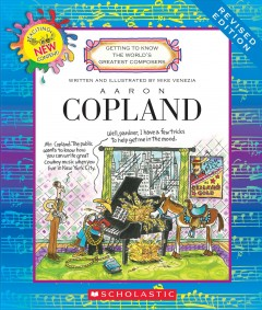 Aaron Copland cover image