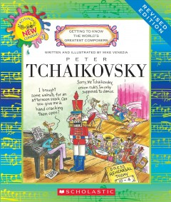 Peter Tchaikovsky cover image