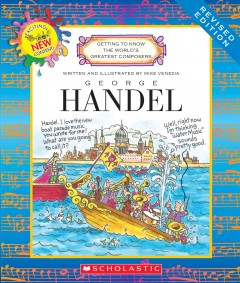 George Handel cover image