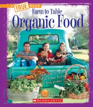 Organic food cover image