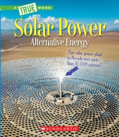 Solar power cover image