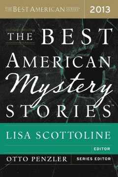 The best American mystery stories 2013 cover image