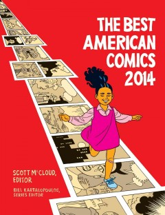 The best American comics cover image