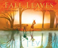 Fall leaves cover image