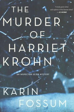The murder of Harriet Krohn cover image