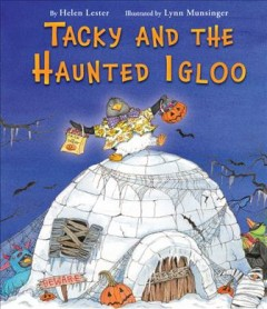 Tacky and the haunted igloo cover image