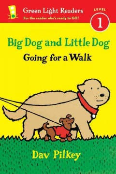 Big Dog and Little Dog going for a walk cover image
