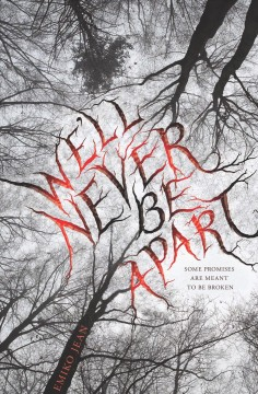 We'll never be apart cover image