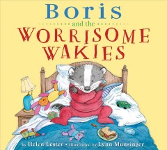 Boris and the worrisome wakies cover image