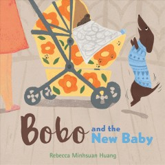 Bobo and the new baby cover image