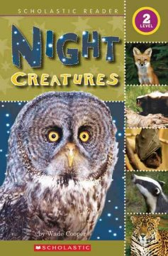 Night creatures cover image