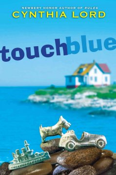 Touch blue cover image
