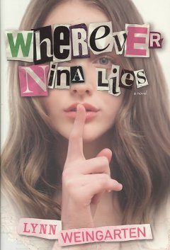 Wherever Nina lies cover image