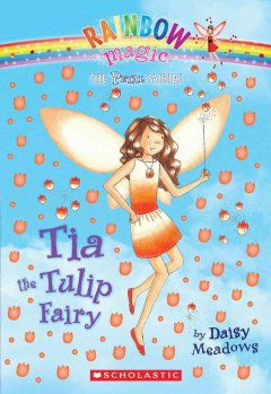 Tia the Tulip Fairy cover image