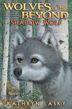 Shadow wolf cover image