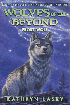 Frost wolf cover image