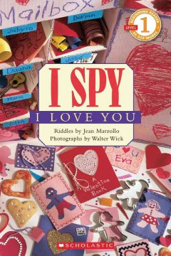 I spy. I love you cover image