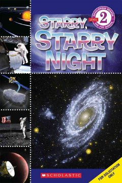 Starry, starry night cover image
